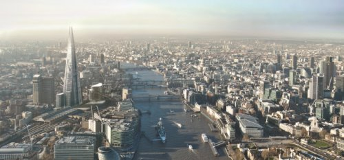 The Shard London Bridge