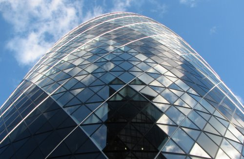 The Gherkin St Mary Axe