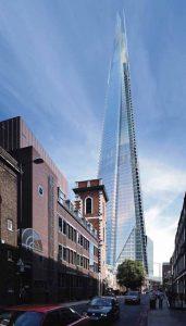 Shard London Bridge studio office space in london
