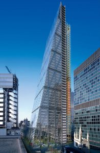 Cheesegrater London office space for rent