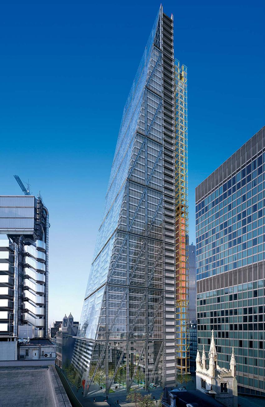 Cheesegrater office space for rent in London
