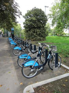 bicycles for serviced offices in london