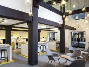 rent offices in London with shared space