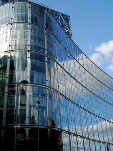 London office lease at 201 Bishopsgate