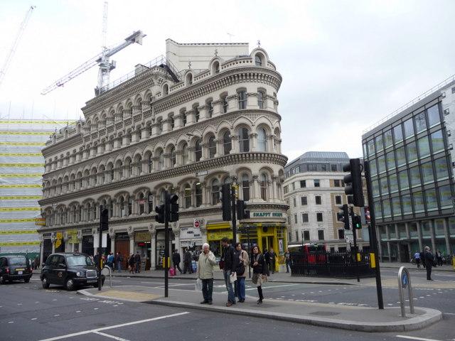 Queen Street London office lease