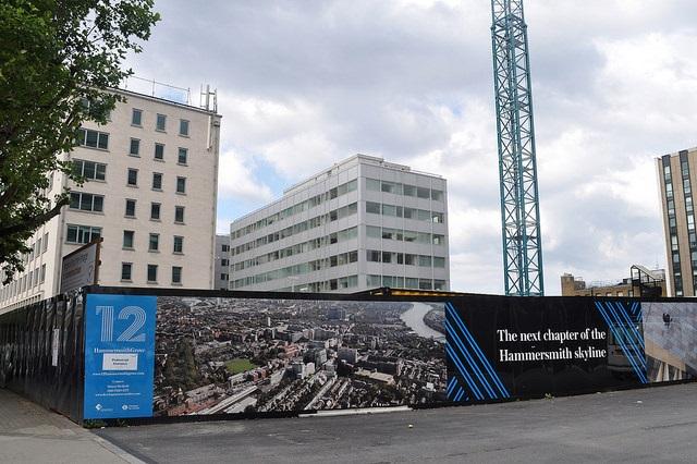 London office developments