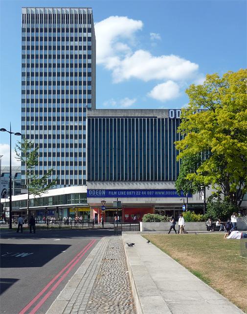 55 Bryanston Street London office tower