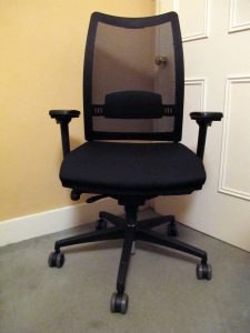 rent office space in London ergonomic chair