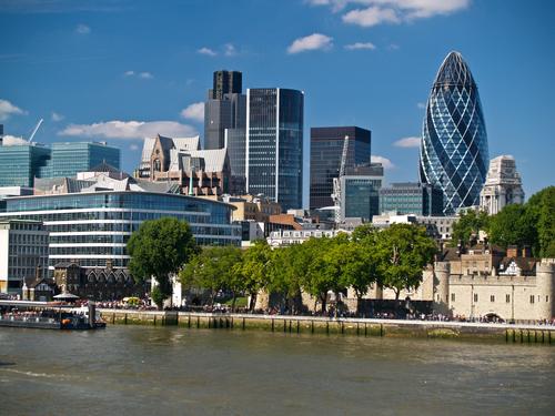London office lease Skyline