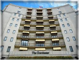 The Dorchester business meeting location