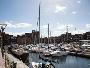 St. Kathernien Dock Marina