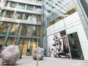 Bevis Marks Exterior City of London serviced offices