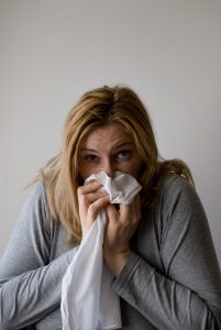 illness within a London office