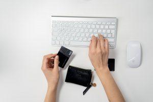Online Shopping Keyboard
