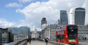 London Bridge and Sixty Lonodn office space in London City