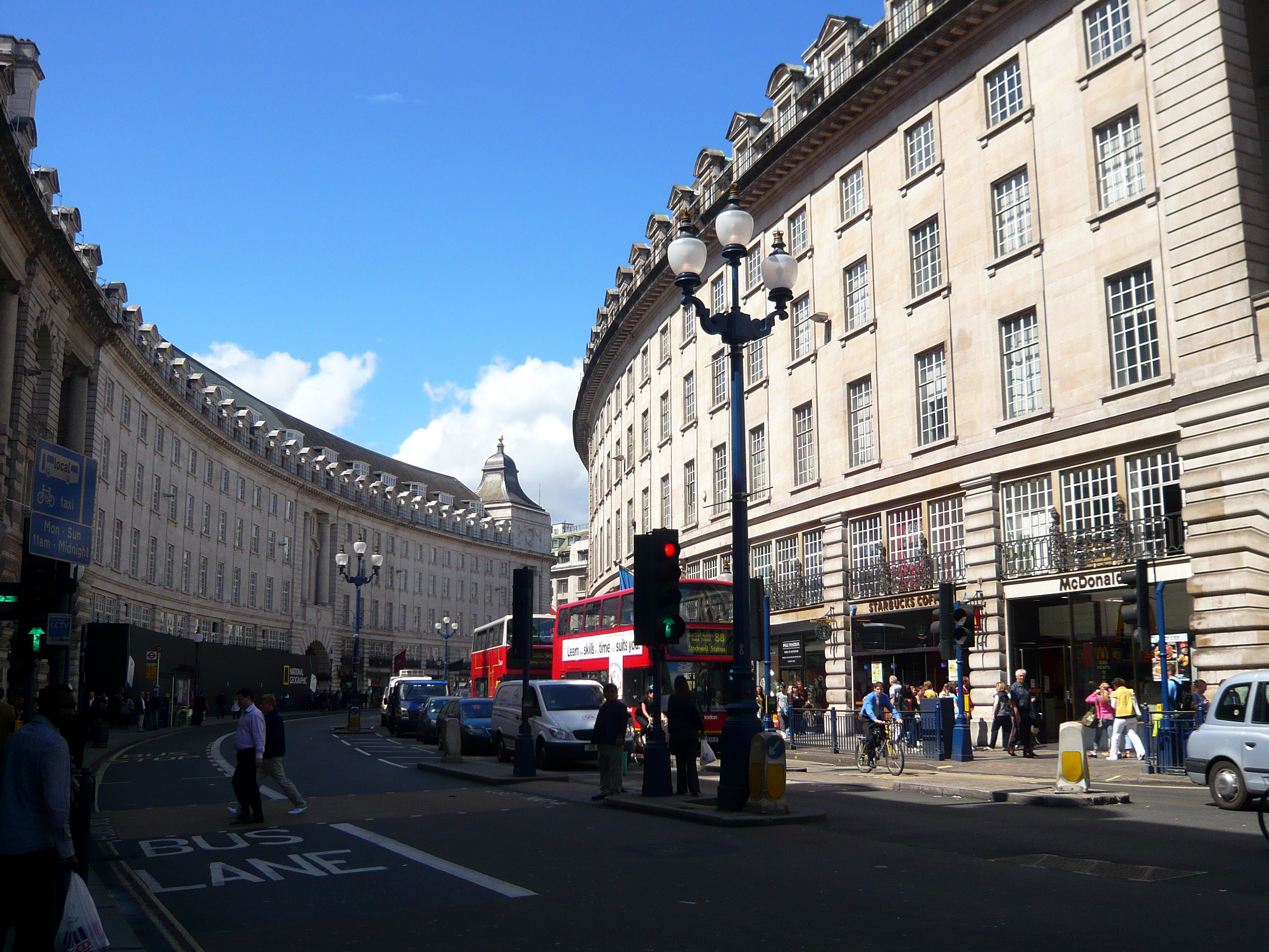 Regent St offices to lease in London