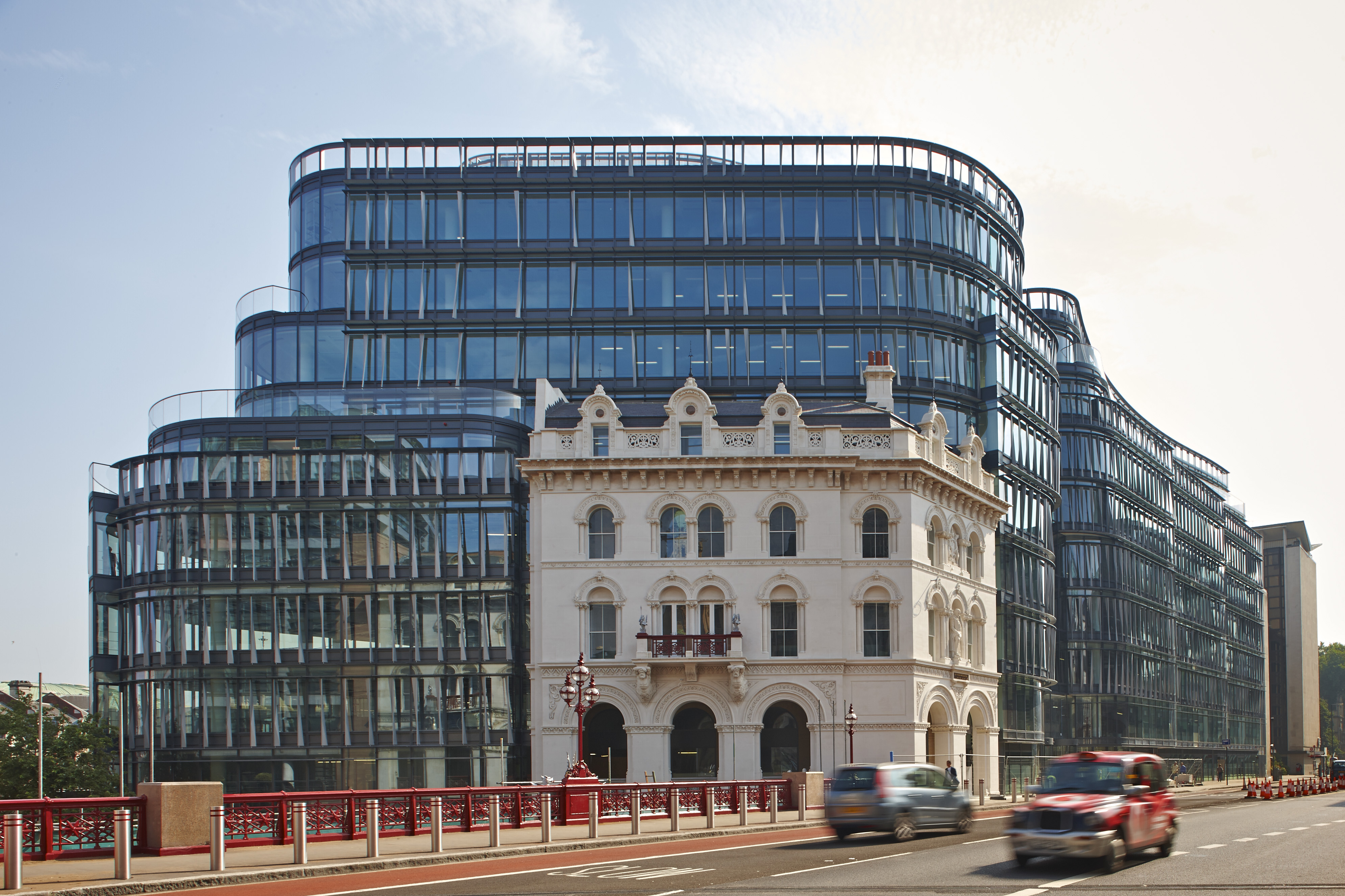 Sixty London office space in London City