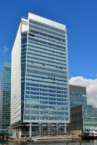 25 Churchill Place Canary Wharf office space