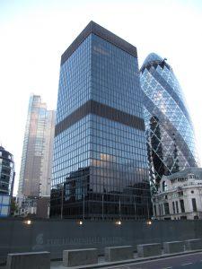Aviva Tower london office market