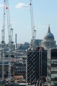 Building London office lease buildings