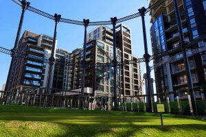 King's Cross development scheme and London office lease