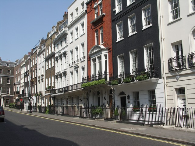 Queen Street serviced offices in Mayfair