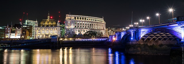 Victoria Embankment managed office space in London