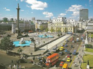 Trafalgar Square Offices in Central London