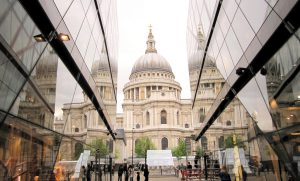 One St. Paul's Central London serviced offices