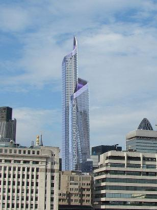 The Pinnacle London office tower
