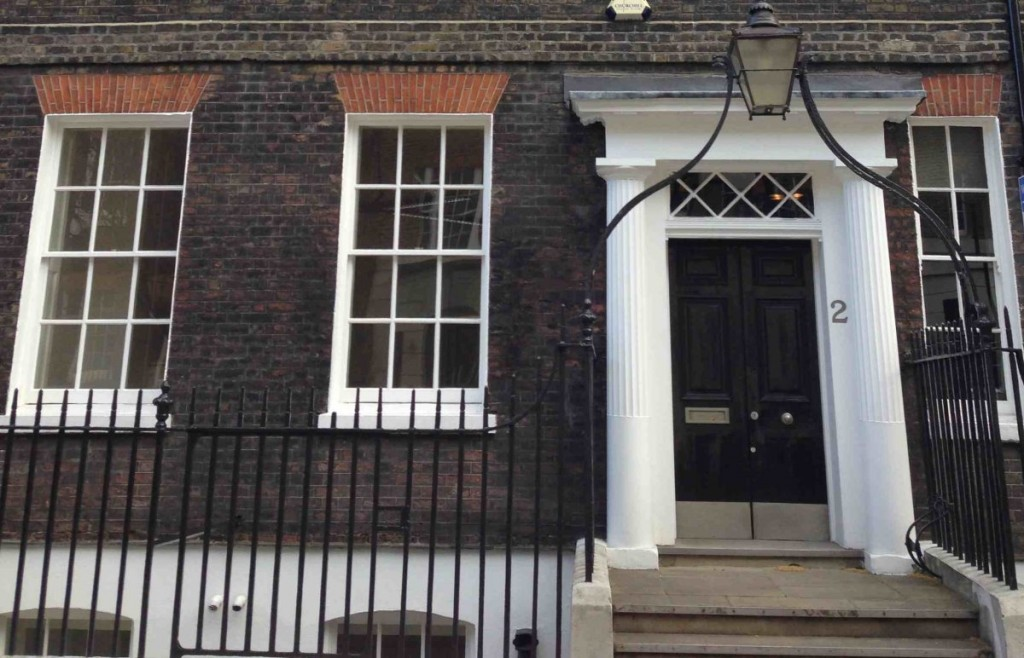 Serviced offices in Clerkenwell