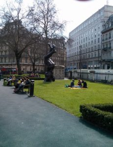 Grosvenor Gardens for those looking to rent London office space