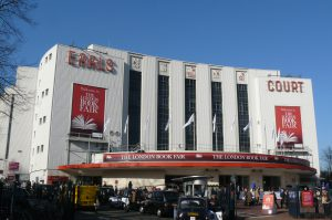 Earls_Court_Exhibition_Centre to become office space in West London