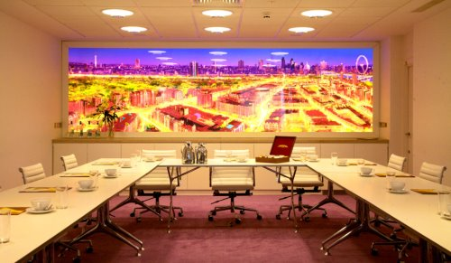 Knightsbridge West London office space Meeting Room
