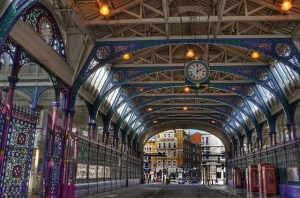 Smithfield_Market close to office space in Farringdon
