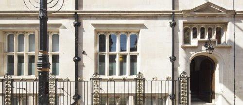 Mayfair Office Exterior