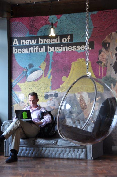 Shepherd's Bush Offices Breakout Space