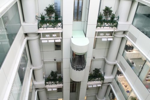 Chancery Lane serviced offices in London City Atrium