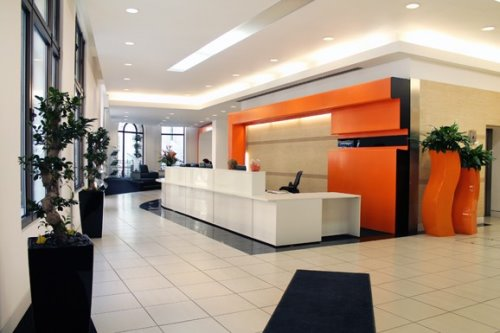 Chancery Lane Offices Reception