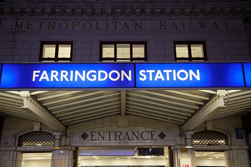 Farringdon Crossrail Offices