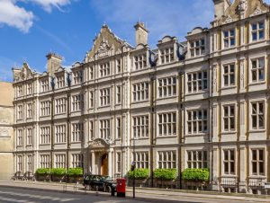 Holborn London office building external