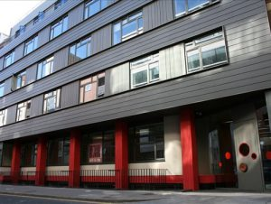 office space to rent in London exterior
