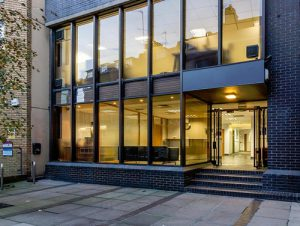 office space to rent in London external