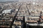 Aerial View of office space in London's West End