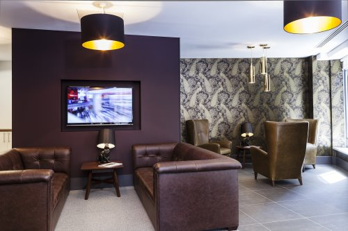 Business Lounge Little Britain offices in London to rent