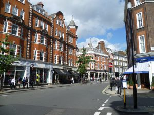 Marylebone_High_Street featuring Office Space in London West End