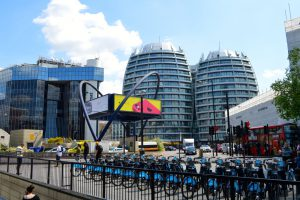 Old Street roundabout serviced office space in London