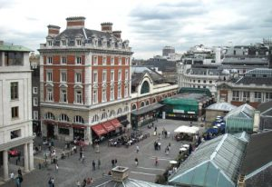 Overview of Central London offices in Covent Garden