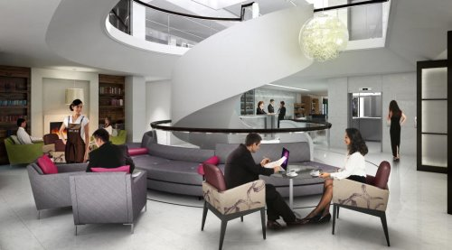 Serviced office space in London South Kensington