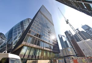 Bishopsgate Serviced Offices in London City